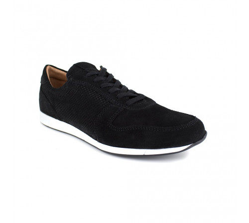 Sneaker Peter Blade Black Leather TIJUANA