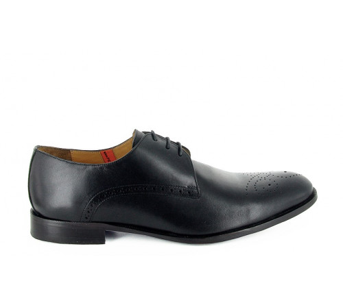 PETER BLADE shoes Derby BRAC Black