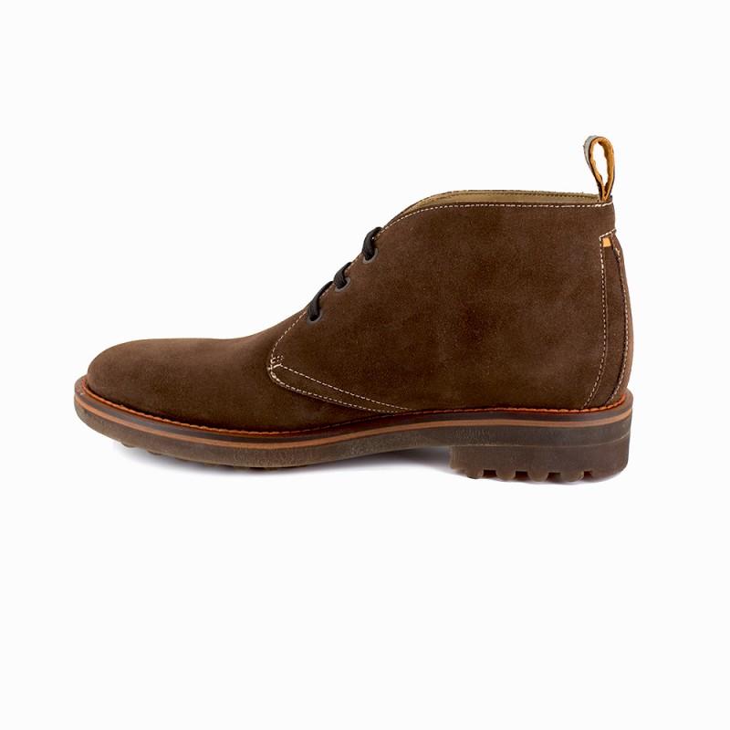 Botin Peter Blade - Cuero Marron K2-Velours - Color - Marrón, Talla Zapatos - 42