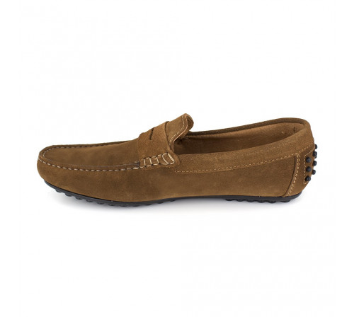 Loafer Pierre Cardin Cognac Leather  PC1605BA