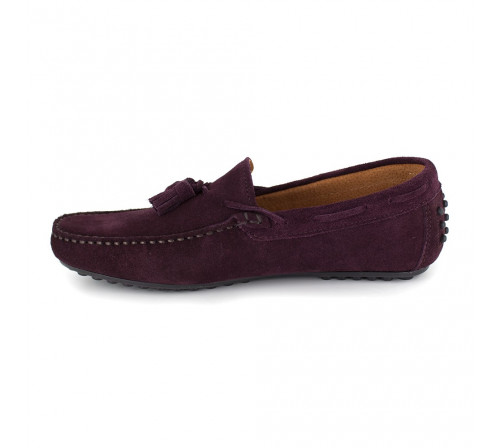 Loafer Pierre Cardin Bordeaux Leather PC1610BC