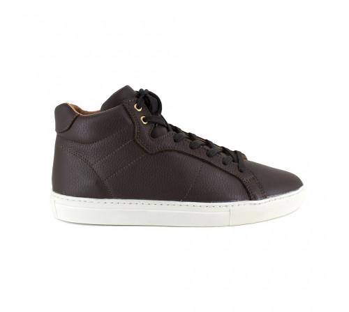 Sneaker Pierre Cardin Brown Leather PC1711MN