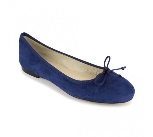 Ballerina Pierre Cardin Navy Blue Leather PC1704MR