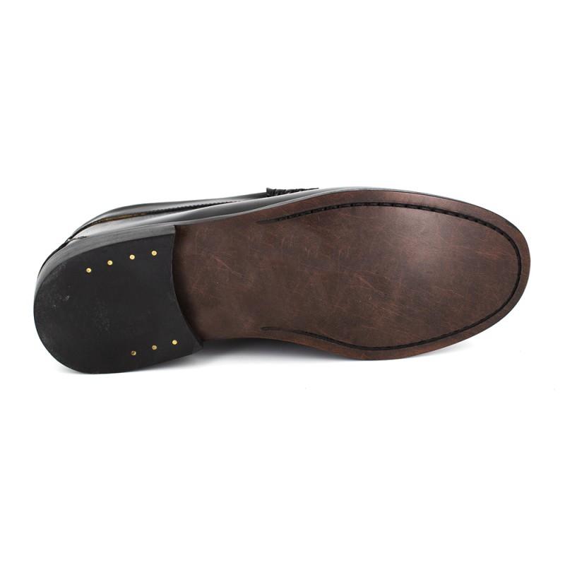 Jb Homme Chaussures Cooper Noir Mocassin Bradford Hcwqxb0pe J BqSBgx
