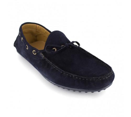 Mocassini (loafer) J.Bradford Blu marino JB BELMAR