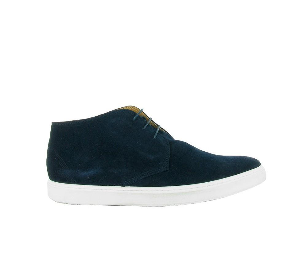 Boots Hombre Blade Zapatos Azul Marino Costa Peter xwv66