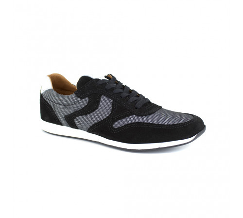 Sneaker Peter Blade Black Leather GALANT