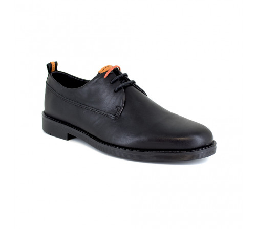 Derby J.Bradford Black Leather JB-AVEIRO