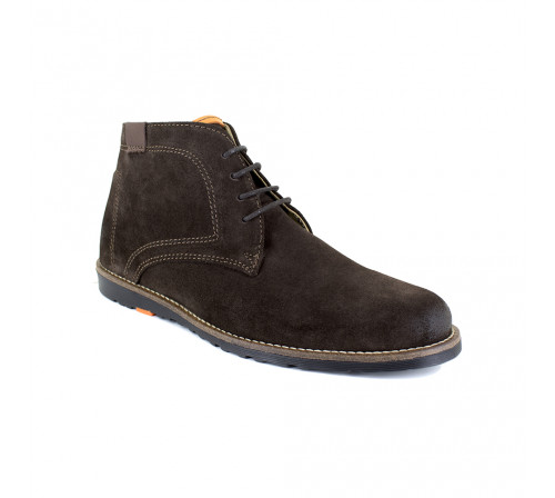 Low boot Peter Blade Brown Leather CARACAS