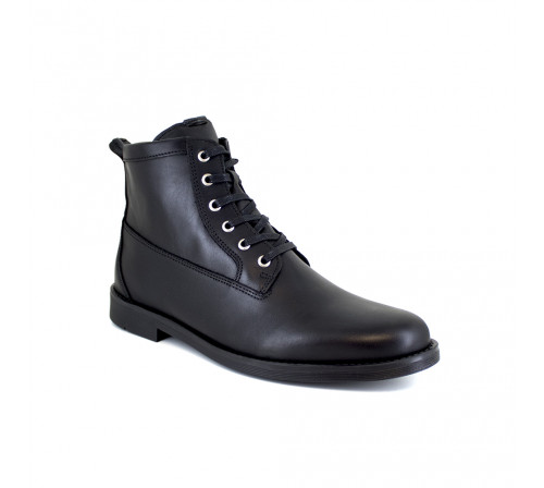 Bottine J.Bradford Cuir Noir JB-AVERY21