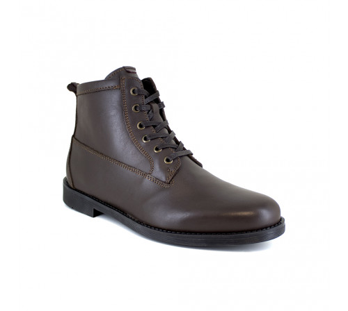 Bottine J.Bradford Cuir Marron JB-BRUCE22