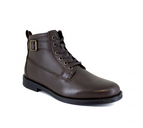 Bottine J.Bradford Cuir Marron JB-BARRY22