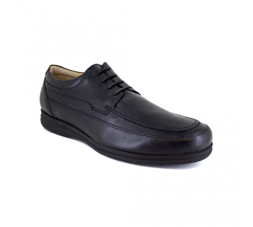 Derby J.Bradford Black leather JB-BRENT121