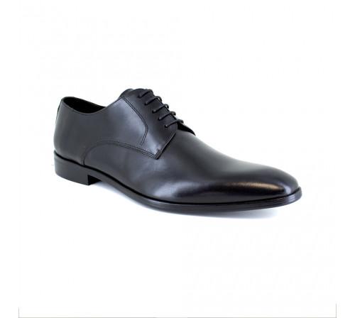 Derby J.Bradford Black Leather JB-CAIRNS