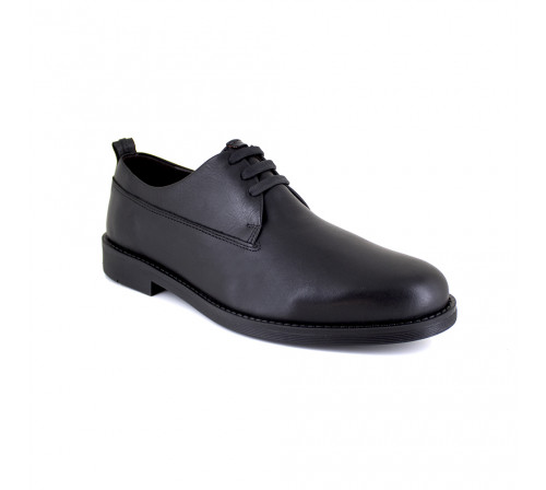 Derby J.Bradford Black Leather JB-BOLTON411
